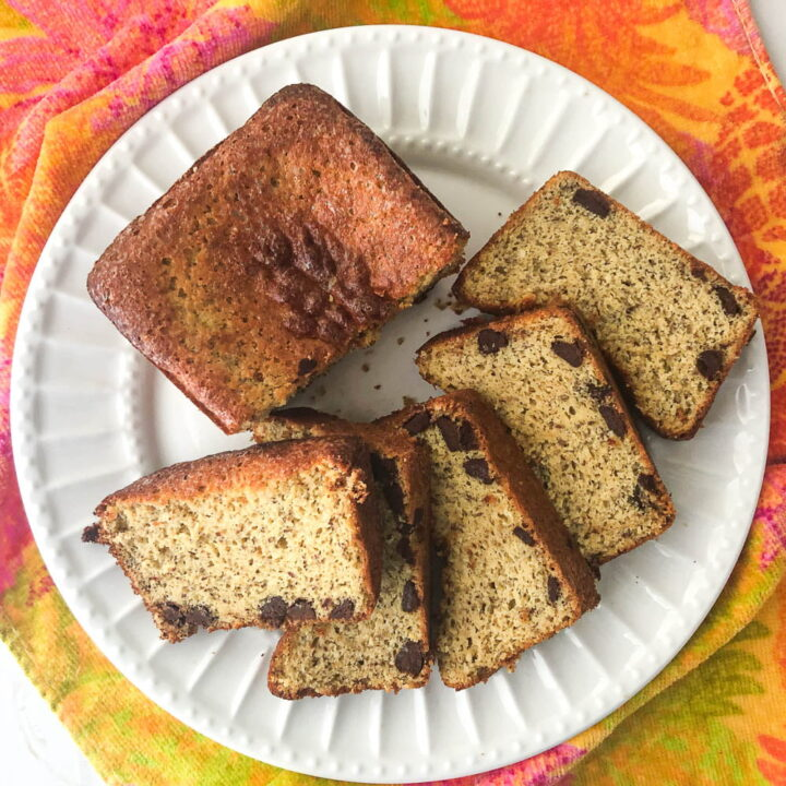 Protein Powder Banana Bread Recipe