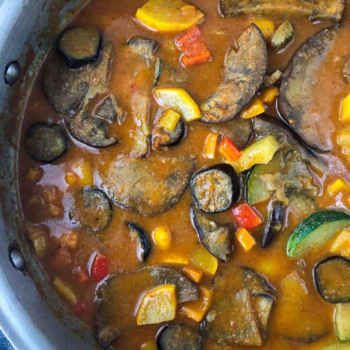 Eggplant Thai Curry