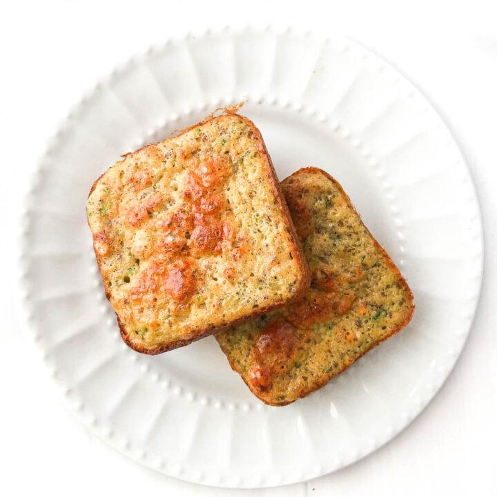 Zucchini Protein Muffin Recipe