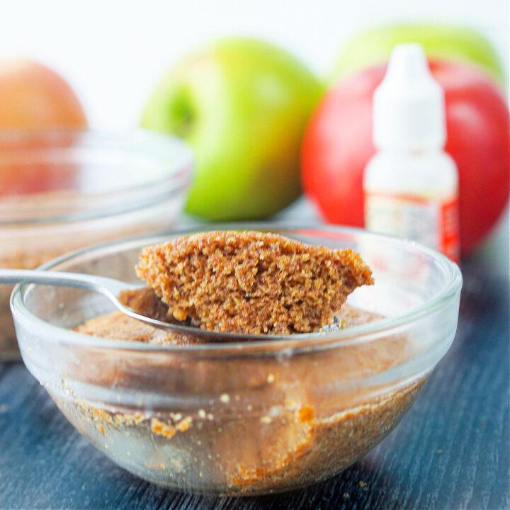 Healthy Apple Minute Muffin Recipe